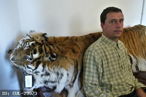 Szatyor Miklós, a Pécsi Állatkert igazgatója